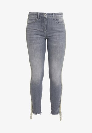 PANTALONI TROUSERS - Jeans Skinny Fit - grey