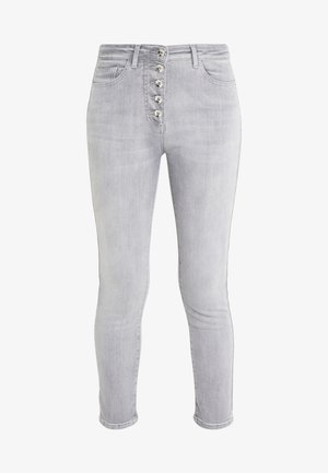 PANTALONI TROUSERS - Jeans Skinny Fit - grey bleached wash