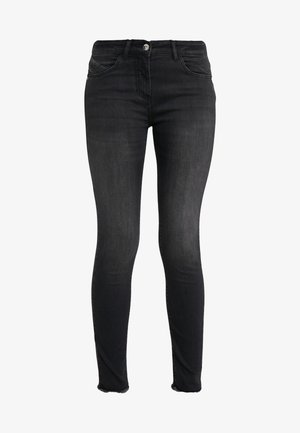 PANTALONI TROUSERS - Jeans Skinny Fit - black wash