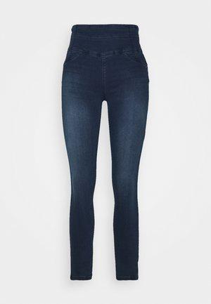 HIGH WAIST  - Jeans Skinny Fit - night blue wash
