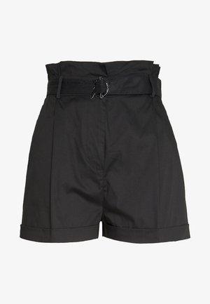 PANTALONI - Shorts - nero