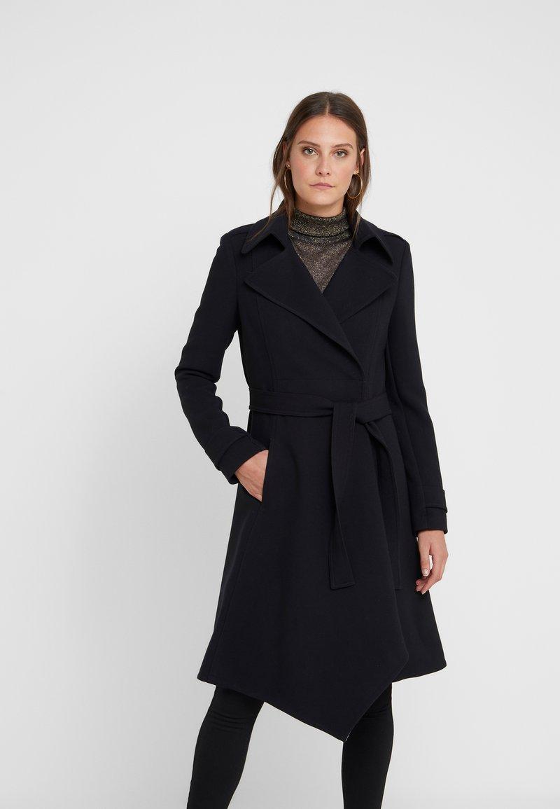 Patrizia Pepe - Classic coat - nero