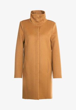CAPPOTTO COAT - Zimní kabát - mustard brown