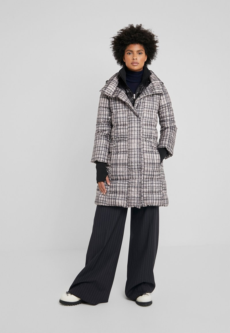 Patrizia Pepe - JACKET - Wintermantel - grey