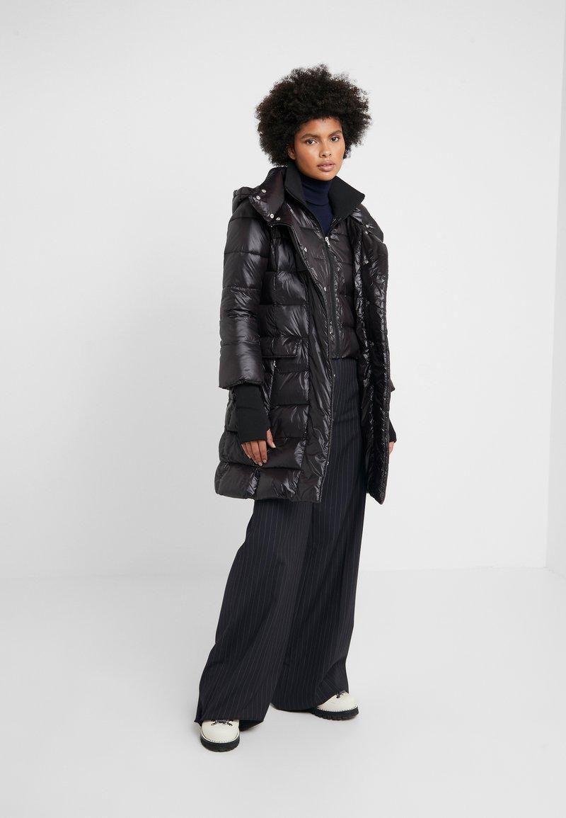Patrizia Pepe - JACKET - Zimní kabát - nero