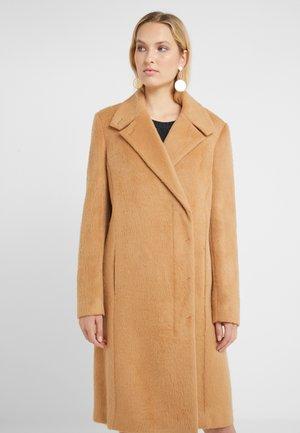 CAPPOTTO - Płaszcz wełniany /Płaszcz klasyczny - light mustard brown