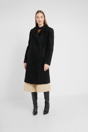 CAPPOTTO - Płaszcz wełniany /Płaszcz klasyczny - nero