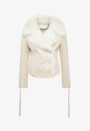 GIUBBOTTO - Winter jacket - natural/bianco