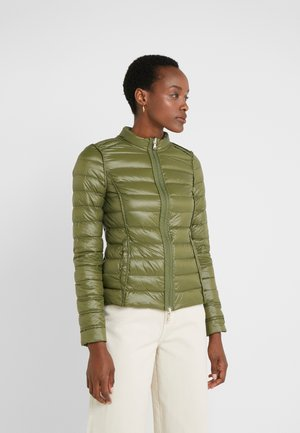 Down jacket - olive green