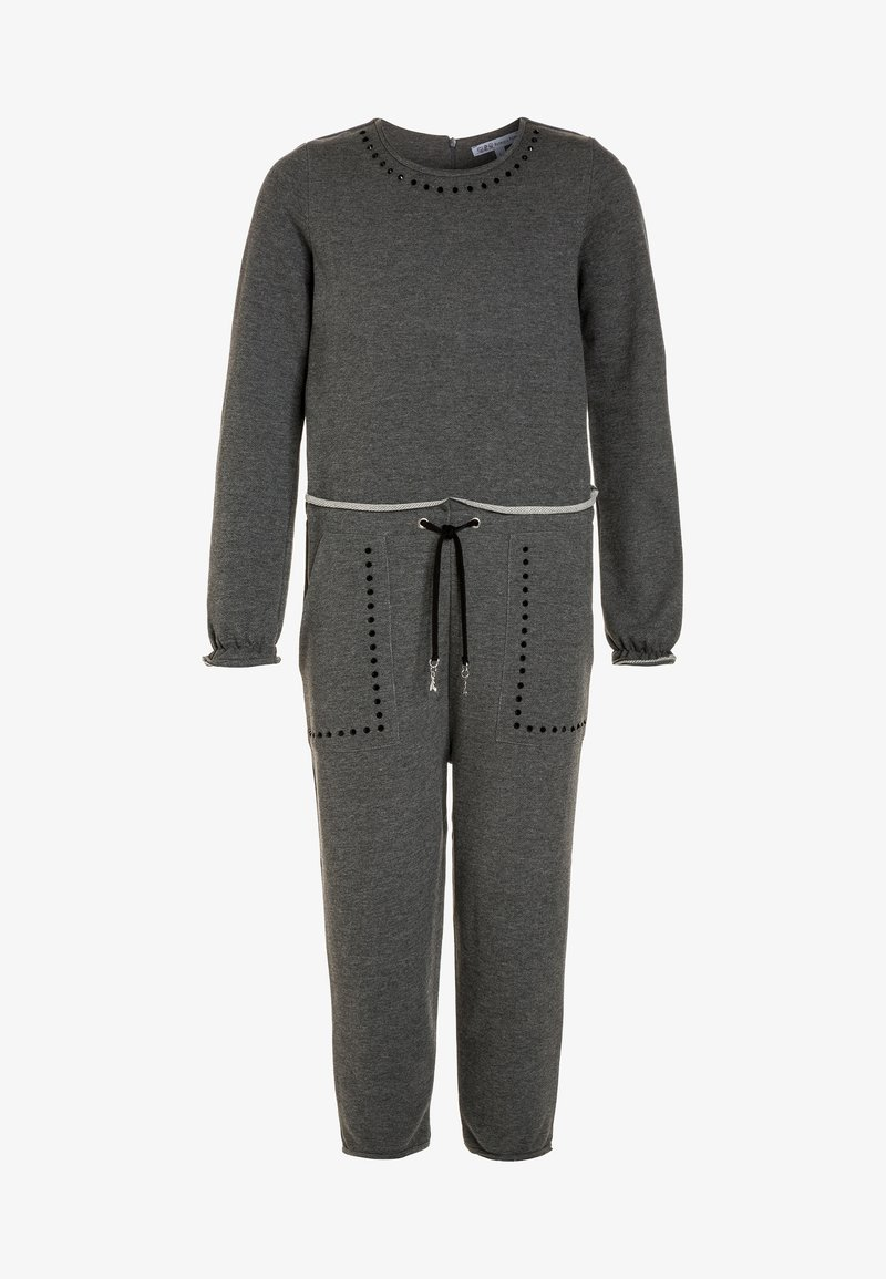 Patrizia Pepe - ONE PIECE - Overall / Jumpsuit /Buksedragter - mixed middle grey