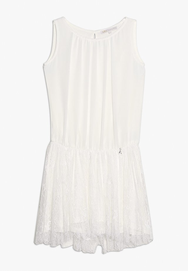DRESS - Vestito elegante - milk white