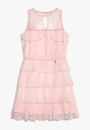 DRESS - Cocktailjurk - light salmon pink