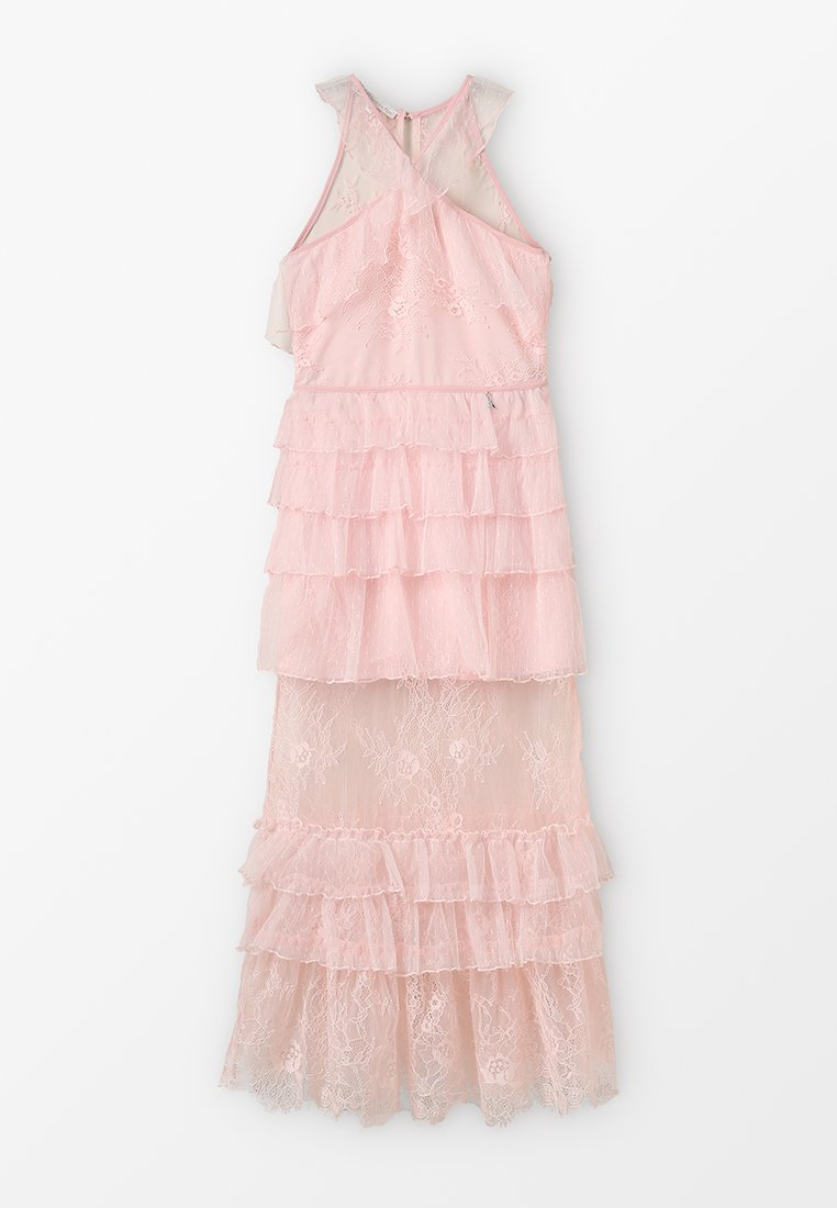 Patrizia Pepe - DRESS - Cocktailkleid/festliches Kleid - light salmon pink