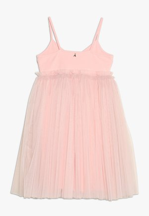 Cocktail dress / Party dress - light salmon pink
