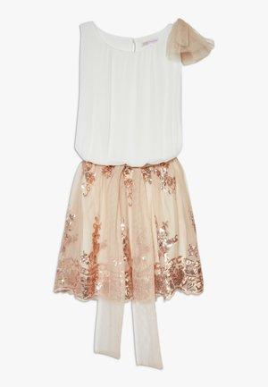 Cocktail dress / Party dress - bronze