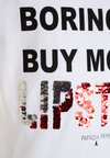 Patrizia Pepe - T-shirt imprimé - white
