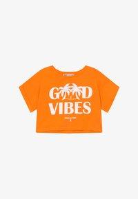 Patrizia Pepe - T-Shirt print - orange - 2