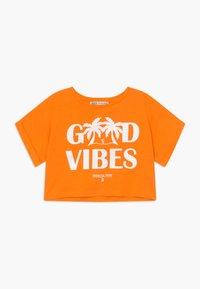 Patrizia Pepe - T-Shirt print - orange - 0