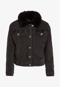 Patrizia Pepe - JACKETS - Winter jacket - black denim - 0
