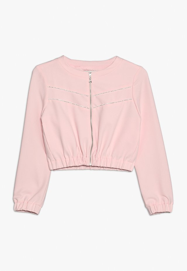 JACKET - Bomberjakke - light salmon pink