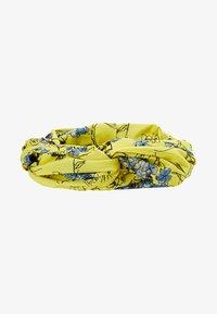 Patrizia Pepe - FASCIA HAIRBAND - Hair styling accessory - yellow flowers - 3