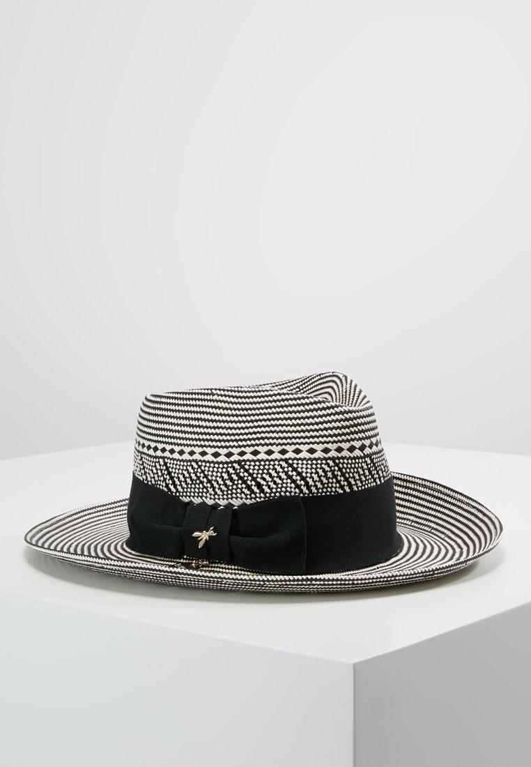 Patrizia Pepe - CAPPELLO HAT - Hut - black and white