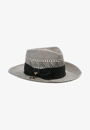 CAPPELLO HAT - Hatt - black and white