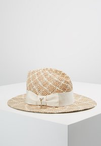 Patrizia Pepe - CAPPELLO HAT - Hatt - natural mutlicolor - 0
