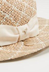 Patrizia Pepe - CAPPELLO HAT - Hatt - natural mutlicolor - 5