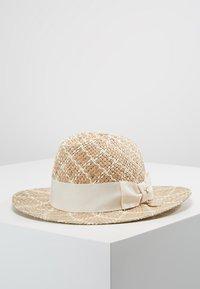 Patrizia Pepe - CAPPELLO HAT - Hatt - natural mutlicolor - 2