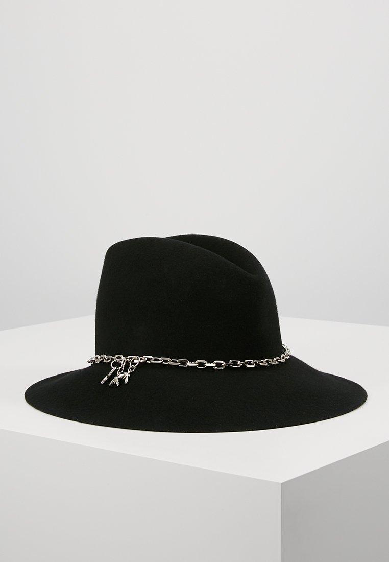 Patrizia Pepe - CAPPELLO HAT - Hat - nero