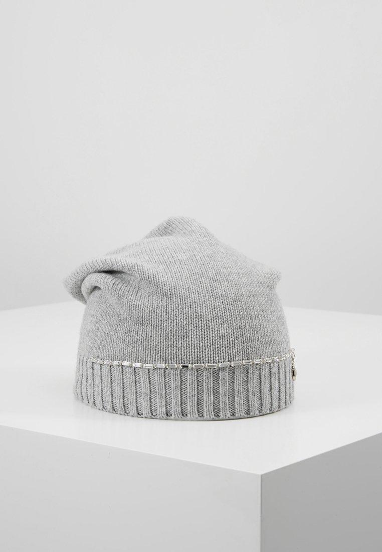 Patrizia Pepe - CAPPELLO - Bonnet - grigio melange