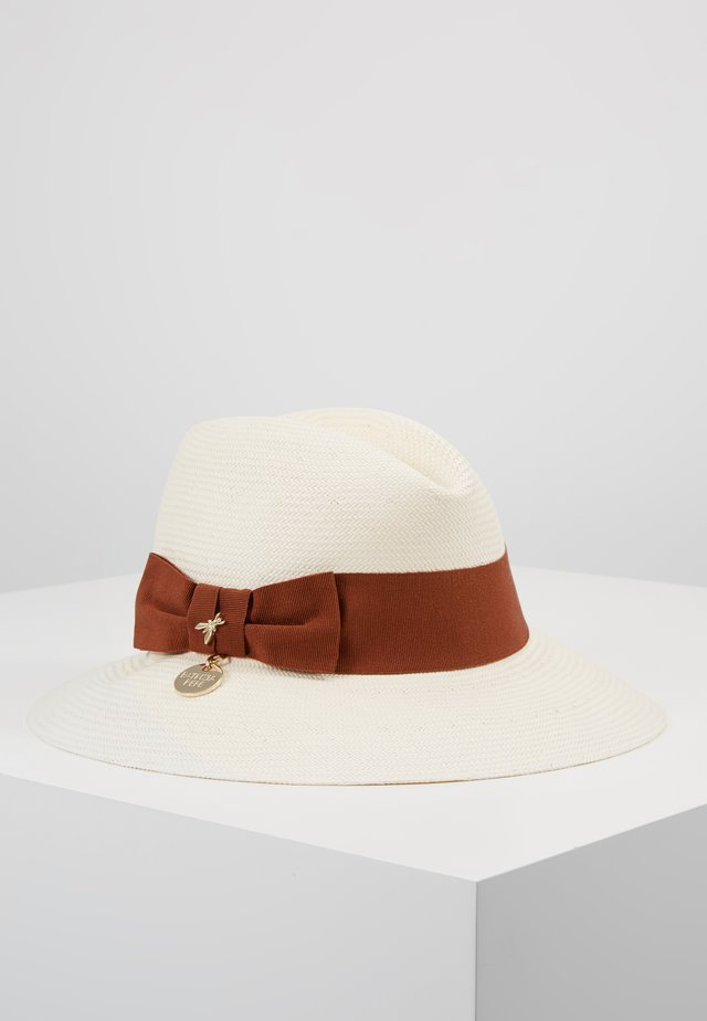 CAPPELLO PANAMA - Chapeau - bianco