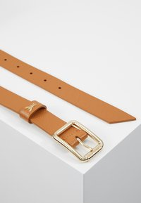 Patrizia Pepe - BASIC BELT - Gürtel - cuoio/gold-coloured - 2