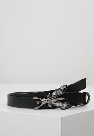 CINTURA BELT - Pásek - precious black