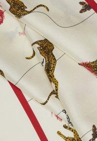 Patrizia Pepe - FOULARD DI SETA - Foulard - sand/leopard - 1