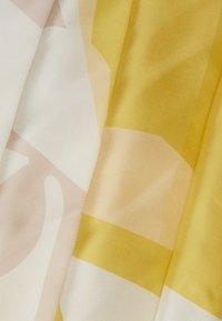 Patrizia Pepe - FOULARD DI SETA - Pañuelo - sand\yellow - 1