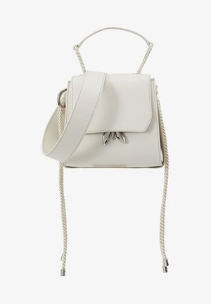TREND CROSSBODY ROPE - Handbag - ivory