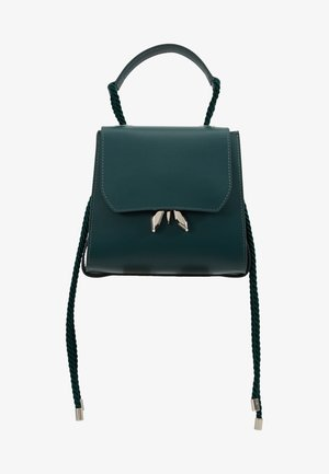 TREND CROSSBODY ROPE - Handbag - green