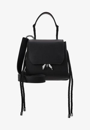 TREND CROSSBODY ROPE - Handbag - nero