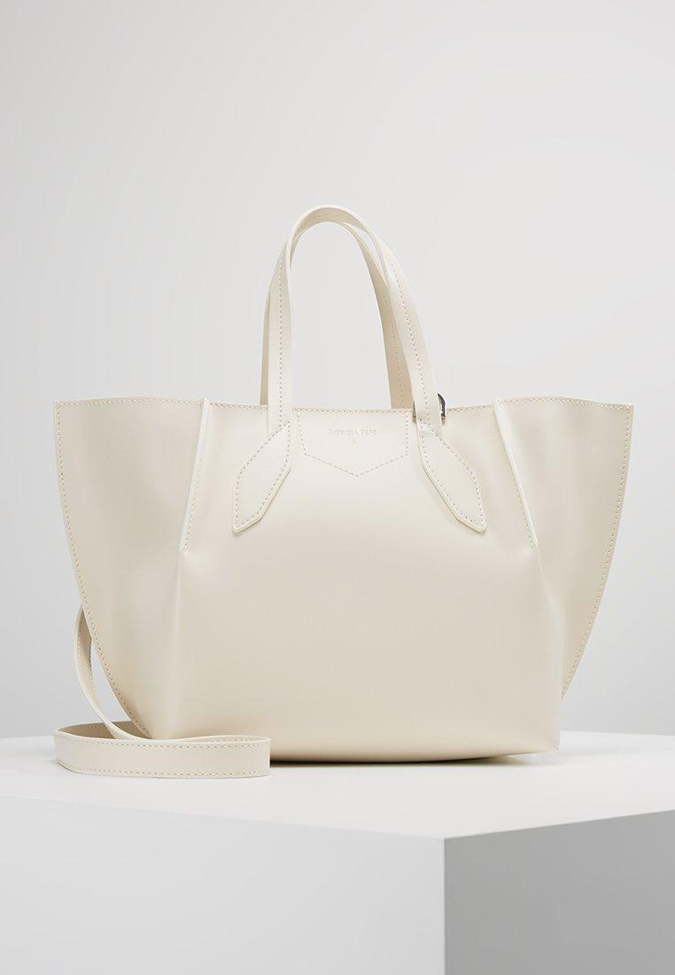 Patrizia Pepe - BORSA BAG - Handbag - moon sand