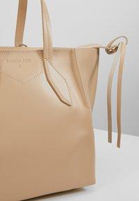 Patrizia Pepe - BORSA BAG - Handbag - camel beige - 6
