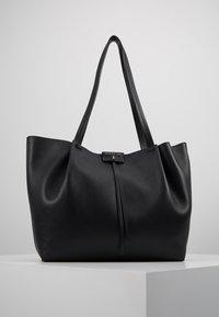 Patrizia Pepe - BORSA GRANDE - Handbag - nero - 0