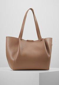 Patrizia Pepe - Shopping bag - real taupe - 2