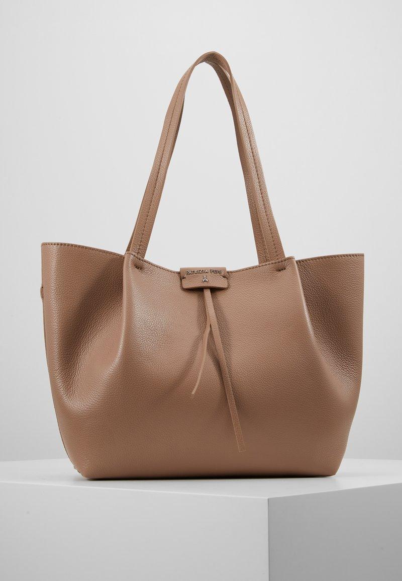 Patrizia Pepe - Shopping bag - real taupe