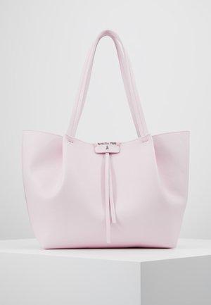Shopping Bag - peony pink