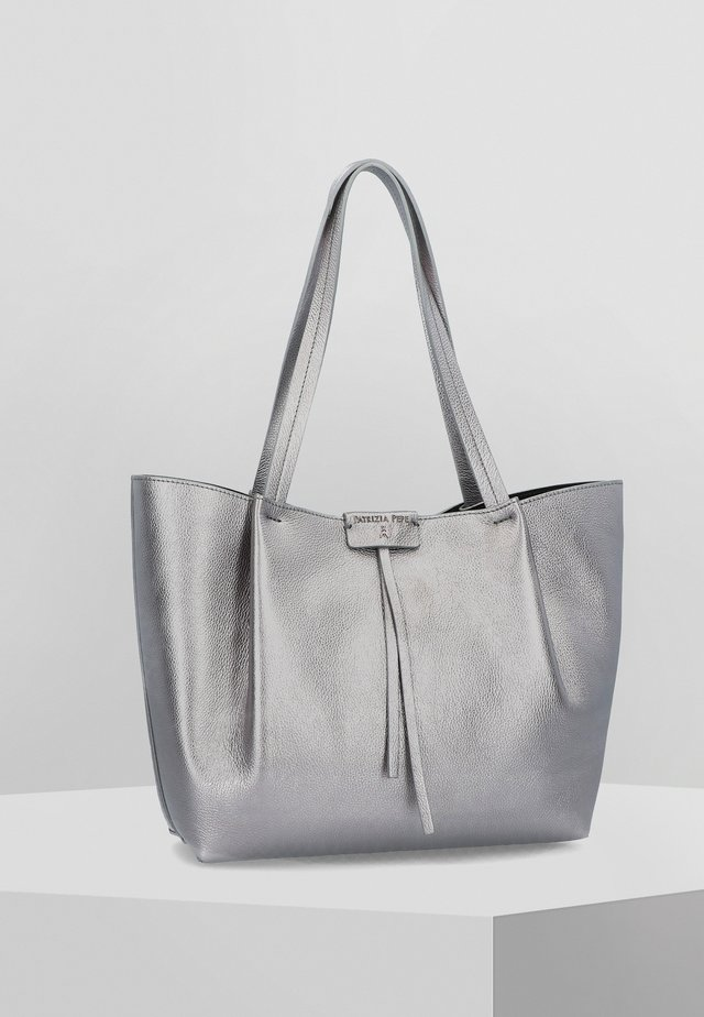 BORSA  - Shopping bag - winter silver