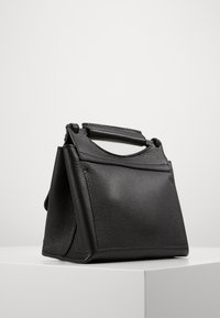Patrizia Pepe - MINI BAG IN PELLE MARTELLATA - Sac à main - nero - 2