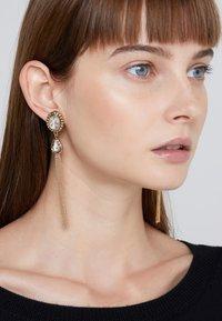 Patrizia Pepe - ORECCHINI EARRINGS - Earrings - gold-coloured - 1