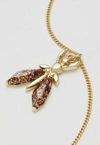 Patrizia Pepe - COLLANA PRECIOUS FLY MINI - Necklace - glitter red - 5